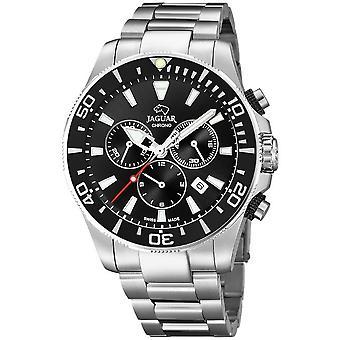 Jaguar Menswatch Исполнительный дайвер 20 атм хронограф J861-3