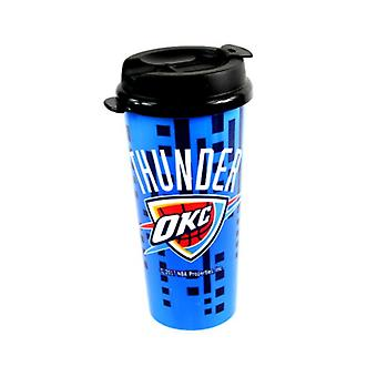 Oklahoma City Thunder NBA Travel Mug