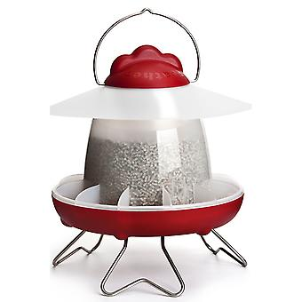 Feathers And Beaky Chicken Feeder