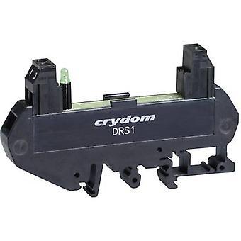 Crydom DRS1 rele pisto rasia (L x p x k) 52,3 x 10,03 x 89,6 mm 1 kpl/s