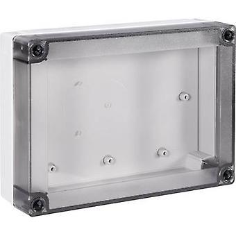 Fibox PC 150/50 LT Universaali kotelo 180 x 130 x 50 Polykarbonaatti (PC) Harmaanvalkoinen (RAL 7035) 1 kpl