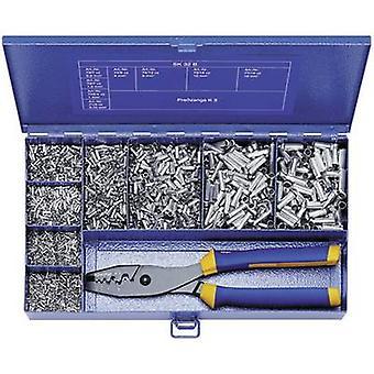 Klauke SK32B Ferrule Set 0,50 mm2 16 mm2 Metall 4900 Stück