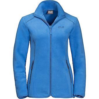 Jack Wolfskin dame/damer Moonshine Altis ekstra varm Fleece jakke