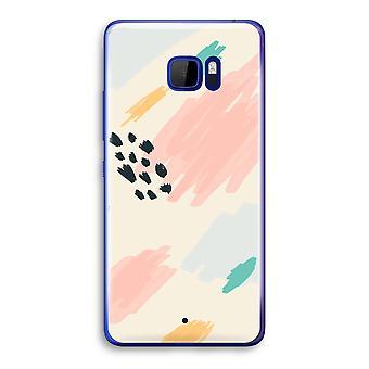 HTC U Ultra przezroczysty (Soft) - Niedziela Chillings