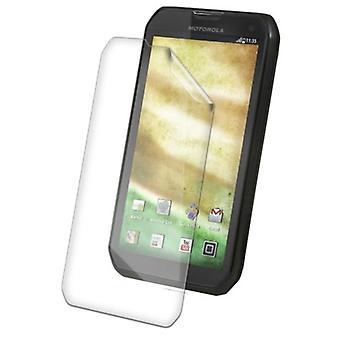 5 Pack -ZAGG invisibleSHIELD Screen Protector for Motorola Photon Q 4G LTE XT897, Screen