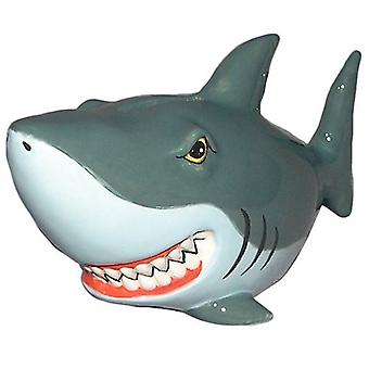 Cartoon Shark Money Box by Puckator