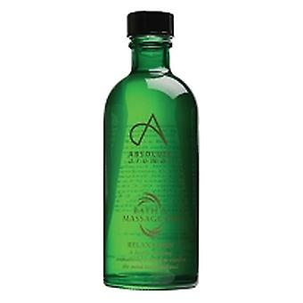 Absolute Aromas, Relaxation Bath And Massage Oi, 100ml