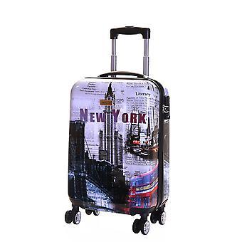 Apucarana Falla cabina 55cm rigido valigia, New York