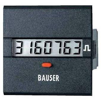 Bauser 3811/008.3.1.7.0.2-003 Digital pulse counter type 3811