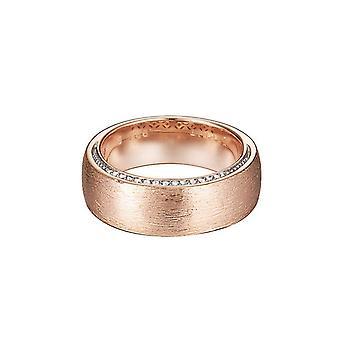 Esprit Damen Ring Silber Zirkonia Craftlines ESRG92368C1