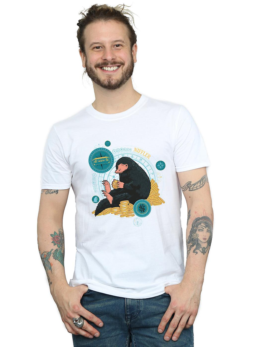 Fantastic Beasts Men's Sitting Niffler T-Shirt