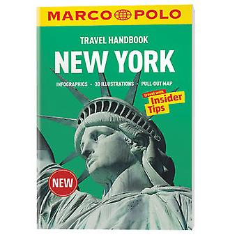 New York Marco Polo Handbook by Marco Polo - 9783829768221 Book