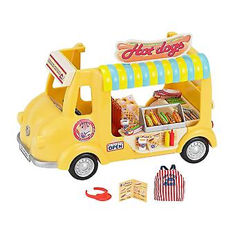 Sylvanian Families Hot Dog Van Set