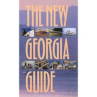 De nieuwe Georgië gids door University of Georgia Press - Georgia Humani