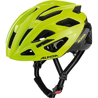 Alpina Valparola bike helmet / / be visible green