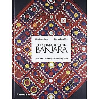 Têxteis do Banjara: pano e cultura de uma tribo errante