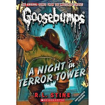 Une nuit dans la tour de la terreur (chair de poule Classics
