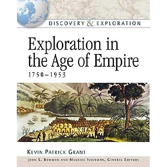 Prospektering i åldern av riket, 1750-1953