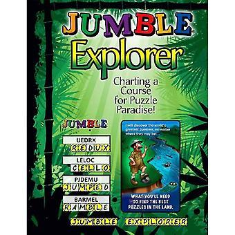 Explorador de la jungla: Trazar un curso para Puzzle Paradise! (Revoltijo (libros de triunfo))