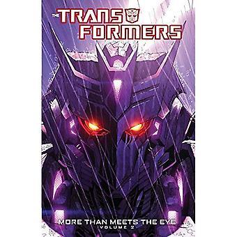 Transformateurs: More Than Meets The Eye Volume 2 (Transformers