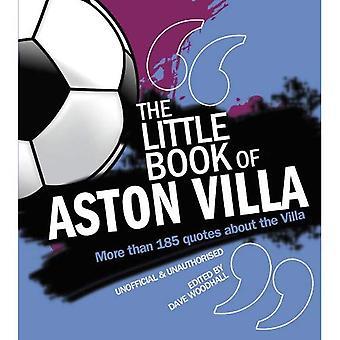 Boekje van Aston Villa
