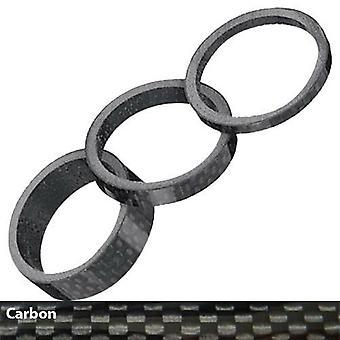 Ergotec spacer 1 1/8 inch (koolstof) voor ahead stuurpen systemen / / 3/5/10/20 mm