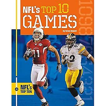 Top 10 jeux NFL (NFL Top 10)
