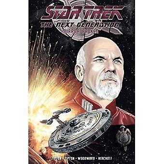 Star Trek: The Next Generation - miroir brisé