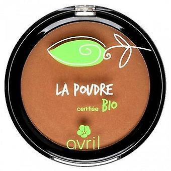 Avril Cosmetics Organic Bronzing Powder - Ambre