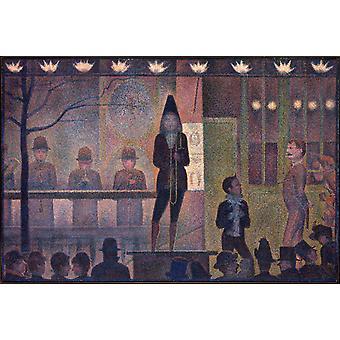 Sivu näyttely, Georges Seurat, 60x40cm