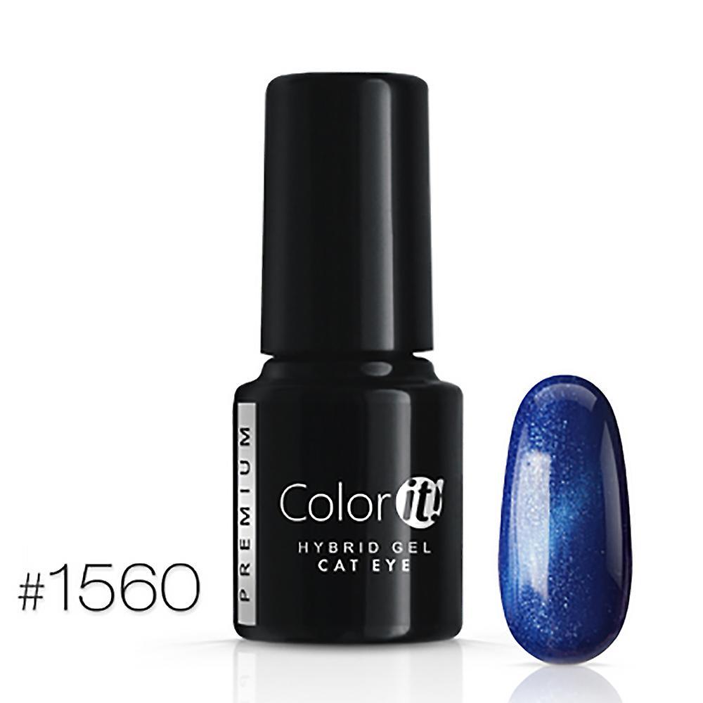 Gellack - Color IT - Premium - Cat Eye - *1560 UV-gel/LED