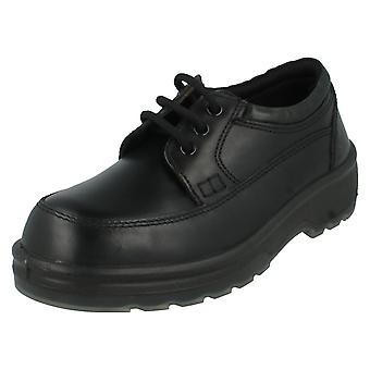 Mens Totectors Safety Toe Cap Shoes Style - 1001