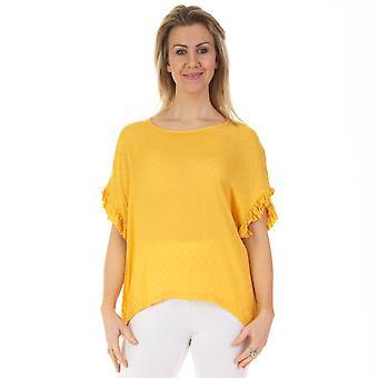 MASAI CLOTHING Top 191510436 Earleen Yellow