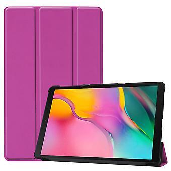 Copertina Slim Fit per Samsung Galaxy Tab A 10.1 2019-Purple