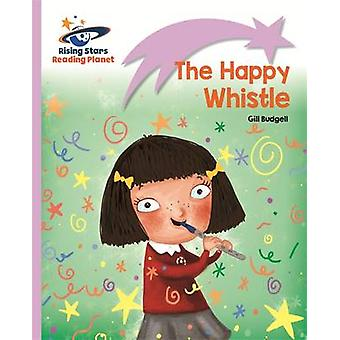 Reading Planet - The Happy Whistle - Lilac - Lift-off by Gill Budgell