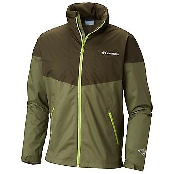 Columbia Moss Mens Inner Limits Jacket