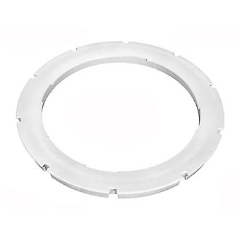Pentair 619601Z Face Ring - White for Aqualumin III Lights