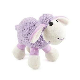 Ancol piccolo morso agnello peluche cane giocattolo