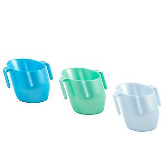 Doidy Cup - Arctic Pearl, Azure Blue Pearl & Mint Pearl 3 Item Bundle