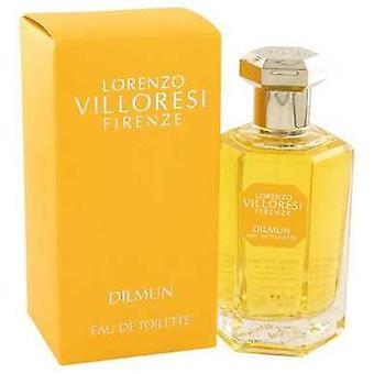 Dilmun By Lorenzo Villoresi Eau De Toilette Spray 3.4 Oz (women) V728-533422