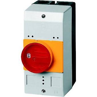 Eaton CI-PKZ0-GRVM Kabinet + drejekontakt (L x W x H) 80 x 97 x 160 mm Rød, Gul, Grå, Sort 1 stk.