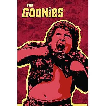 Poster - Studio B - Goonies - Truffle Shuffle Wall Art P5425
