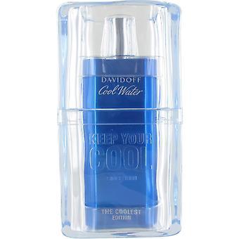 Davidoff Cool Water Man Ice Cube The Coolist Edition 200ml Eau de Toilette Spray for Men