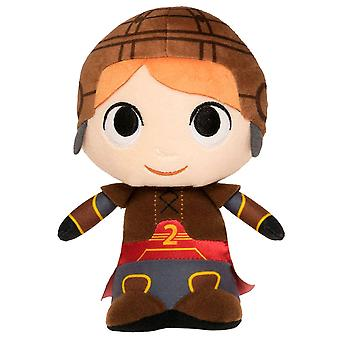 Harry Potter Ron Quidditch SuperCute Plush
