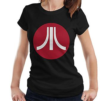Atari Circle Logo Women's T-Shirt