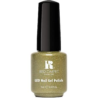 Red Carpet Manicure Power Of The Gem BirthStone LED Nail Polish Collection - Peridot 9ml (283)
