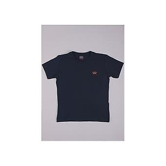 Paul & Shark Basic Crew T-shirt