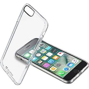 Cellularline Clear Duo Back cover Apple iPhone 7 Transparent