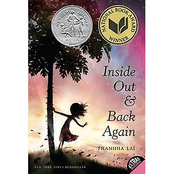 Inside Out & Back Again by Thanhha Lai - 9780061962790 Book