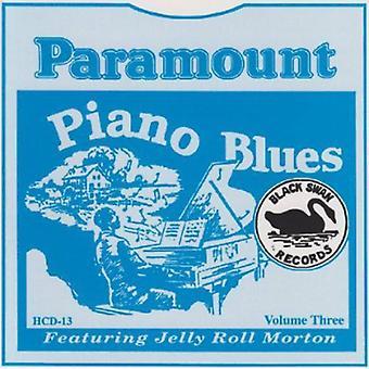 Paramount Piano Blues - Paramount Piano Blues [CD] Importation USA